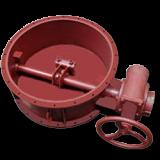 Клапаны герметические с ручным приводом