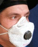 Респираторы пылезащитные