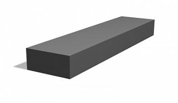 Резина уплотнительная плоская 20х40