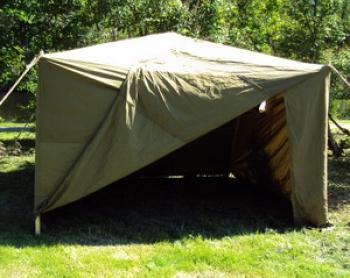 КПП-1 палатка для проверки противогазов