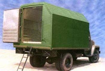 АФИ-3307х Кузов изотермический