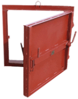 Ставень защитно-герметический, тип СУ- III - 2