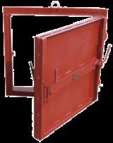 Ставень защитно-герметический, тип СУ- IV - 1