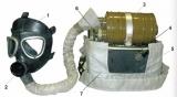 Противогаз изолирующий ИП-4М