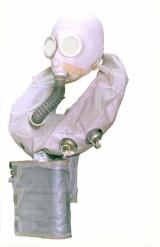 Противогаз изолирующий ИП-5М (без РП-5)