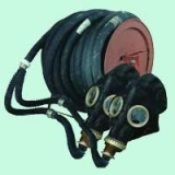 Противогаз шланговый ПШ-20 (с ШМП – 2 шт.) на барабане 20 м