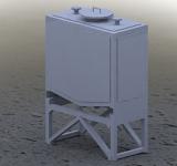 Бак для топлива Б-1,0 Серия 07.900-1