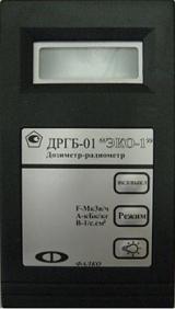 Дозиметр-радиометр ЭКО-1 (ДРГБ-01)