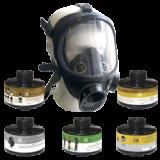 Противогаз промышленный ППФ-95 М (А1Р1,В1Р1,Е1Р1,К1Р1,А1Е1Р1)