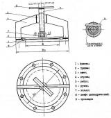 Регулирующая заглушка РГЗ-200