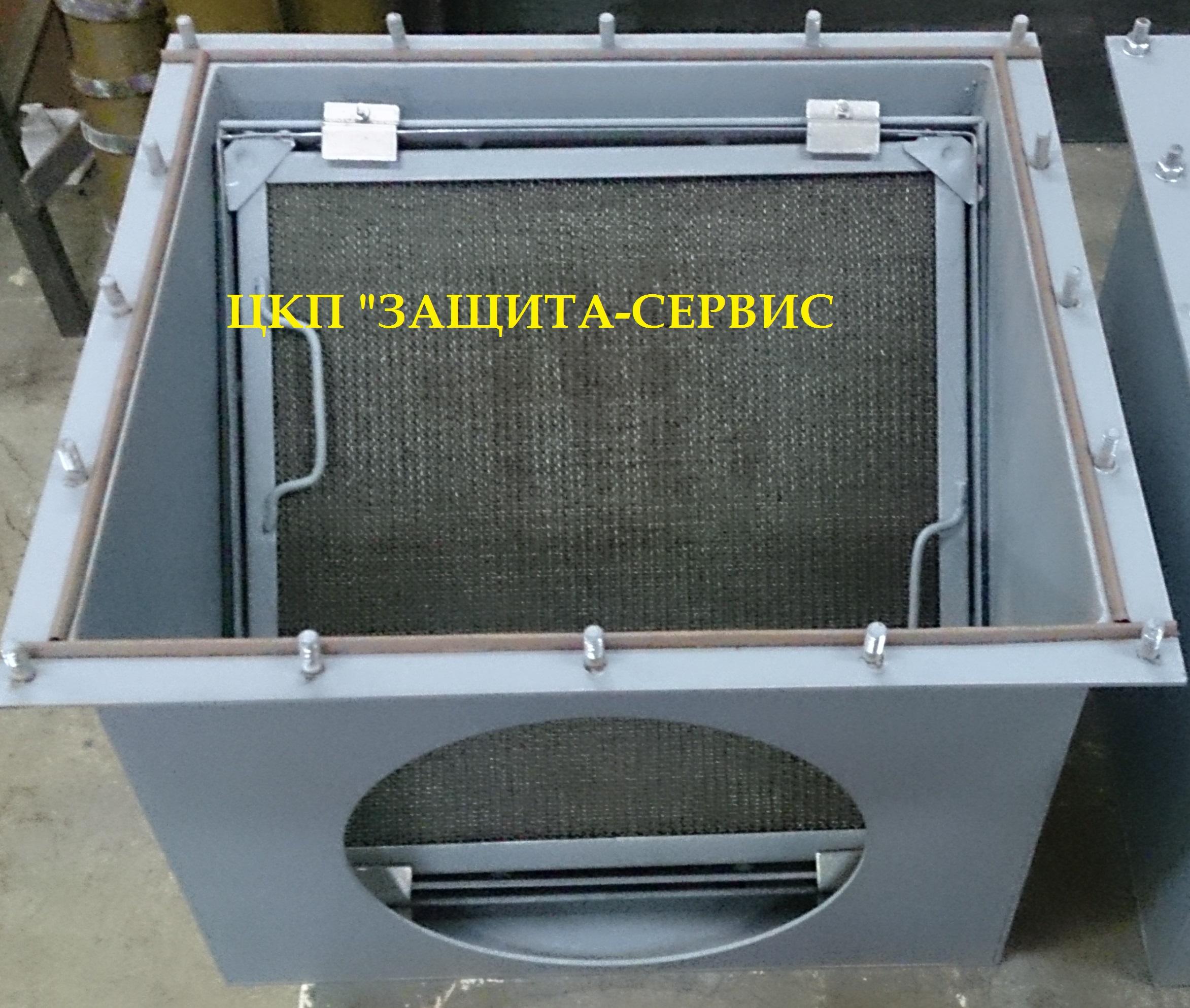 Коробка типа ФМ для установки фильтра типа ФЯРБ