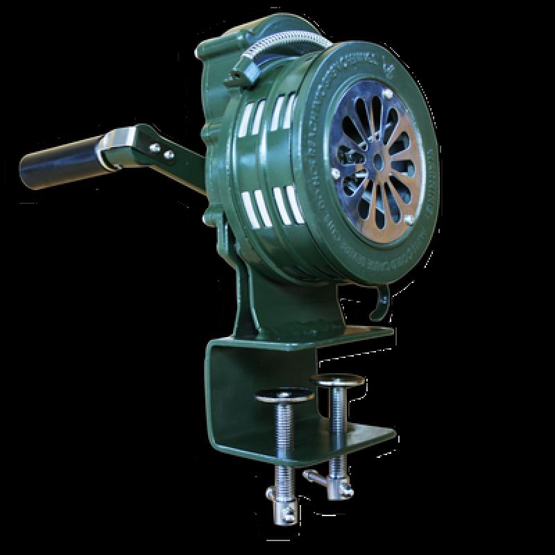 Сирена механическая ручная СО-100В (С-12)