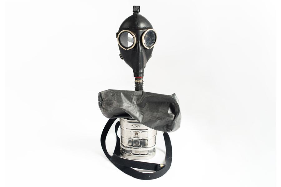 Портативный дыхательный аппарат ПДА-3М