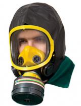 Противогаз промышленный фильтрующий ППФ-1 с маской панорамной МПГ-ИЗОД
