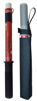 «Стражник-3» - генератор огнетушащего аэрозоля переносной (ГАОП).