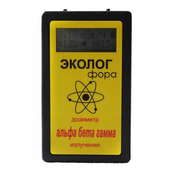 "дозиметр-радиометр ""ЭКОЛОГ  фора"""