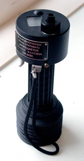 Аспиратор сильфонный АМ-0059