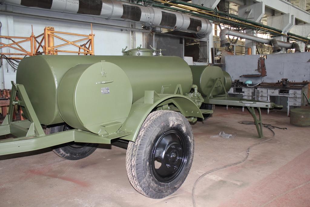 Прицеп-цистерна для воды ЦВ-1,2