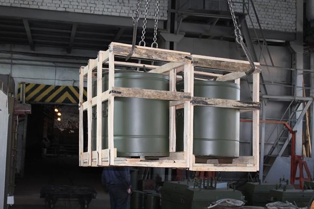 Цистерна для воды переносная ЦВ-4