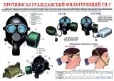ПОДОБРАТЬ РАЗМЕР ПРОТИВОГАЗА ГП-7Б и аналоги