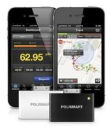Сигнализатор-индикатор гамма-излучения для iPhone  POLISMART II PM1904